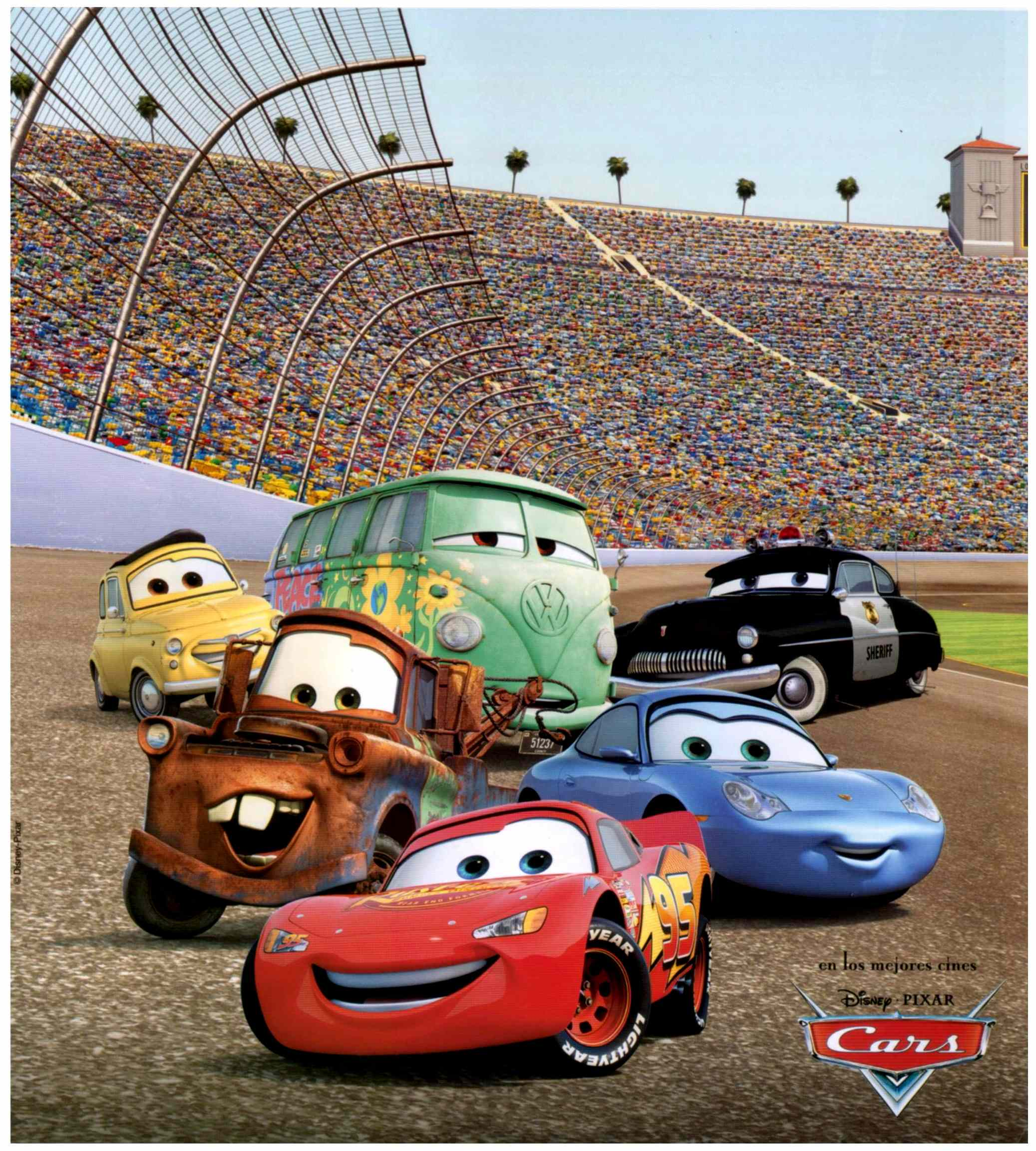 Cars Coches Cine Y Deporte